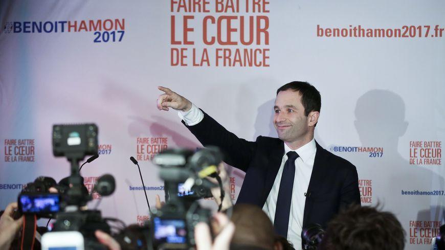Benoit Hamon arrive en tête du premier tour de la primaire de la gauche