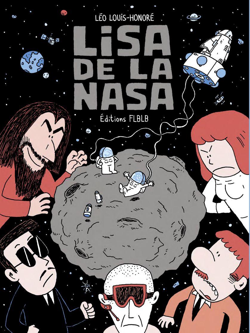 Lisa de la Nasa