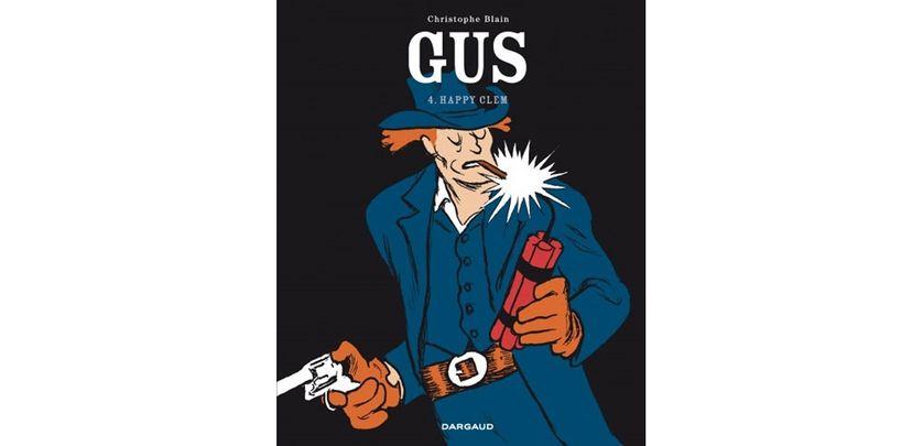 Gus // Christophe Blain