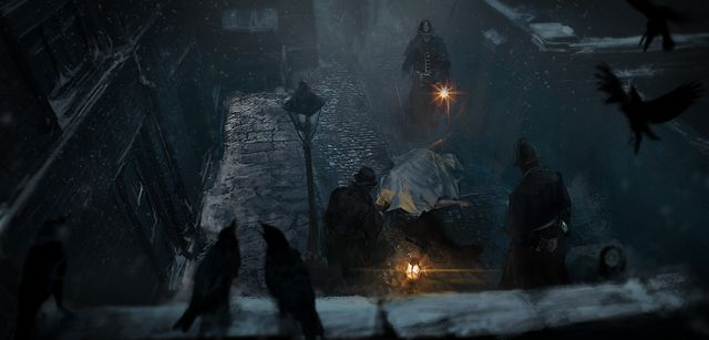 Assassin's Creed - Jack The Ripper