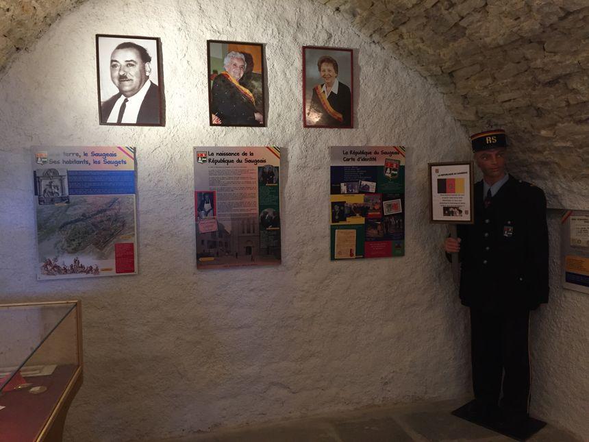 L'histoire de la famille Pourchet dans le musée de la République du Saugeais