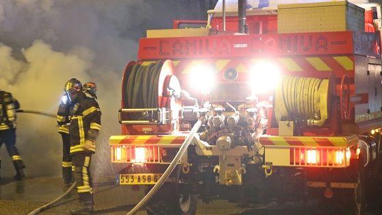 les pompiers du Bas-Rhin / image d'illustration