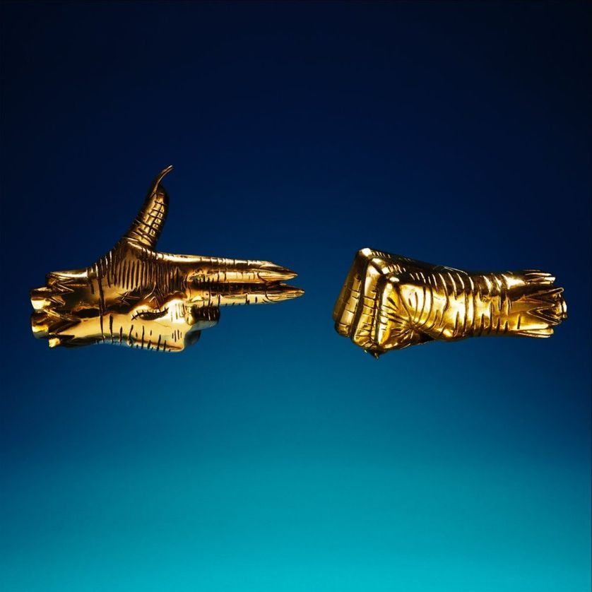 Run The Jewels 3 (Mass Appeal / Red Earth Records)