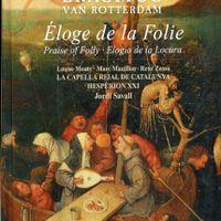 Puzzle-canon n°2 - pour ensemble de violes - Jordi Savall