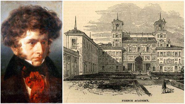 Hector Berlioz à Rome en 1830 (5/5)