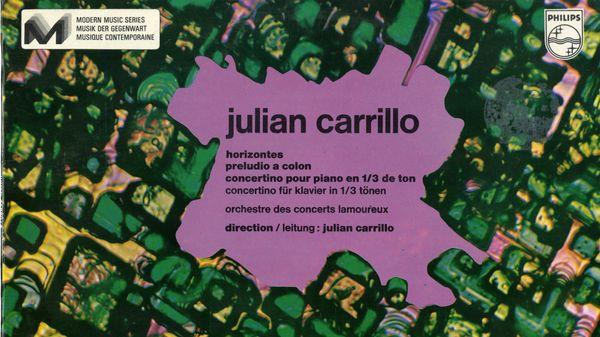 Julian Carrillo, violoniste et compositeur mexicain.