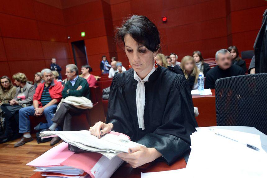 Anne Bouillon, avocate d'une des parties civiles (photo d'illustration).