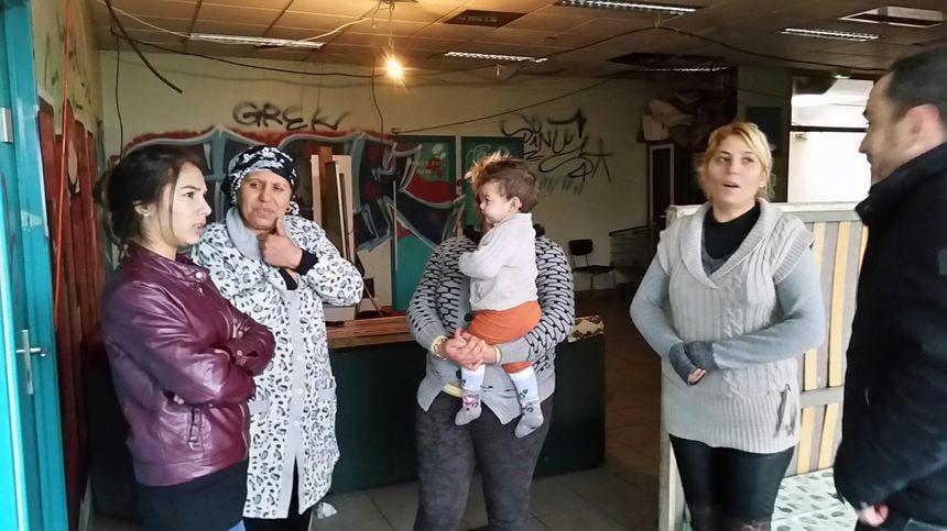 Ces femmes d'origine bulgares sont à bout
