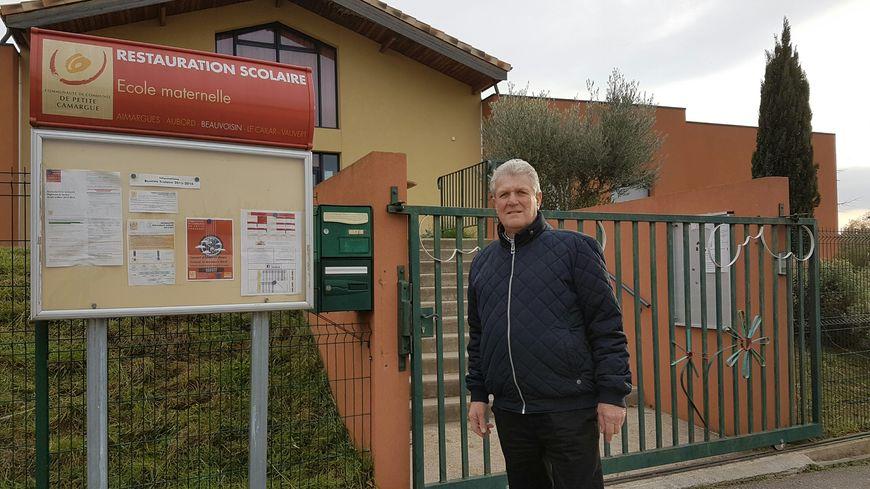 À Beauvoisin, le maire, Guy Schramm, a dû agrandir l'école maternelle pour faire face à l'augmentation de la population