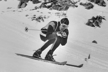 Jean Vaurnet aux Jeux Olympiques d'hiver de 1960