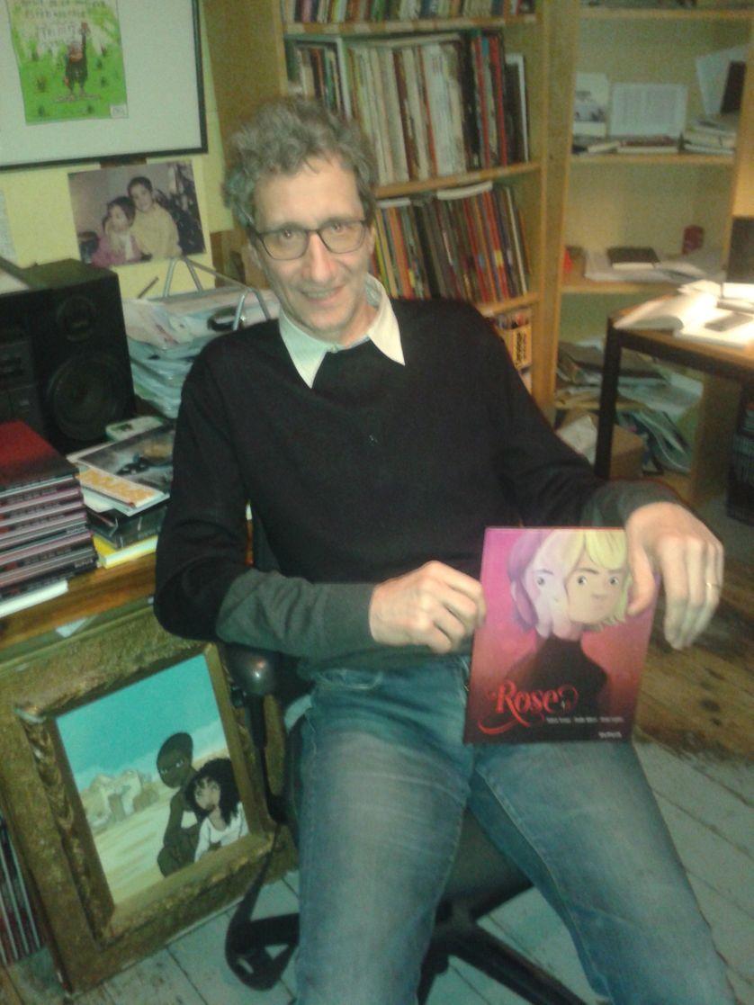 Denis Lapière, scénariste
