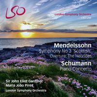 Concerto en la min op 54 : Intermezzo-Andantino grazioso- pour piano et orchestre - MARIA JOAO PIRES