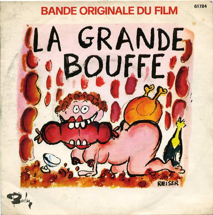 "Bande originale du film ""La Grande Bouffe"" de Marco Ferreri"