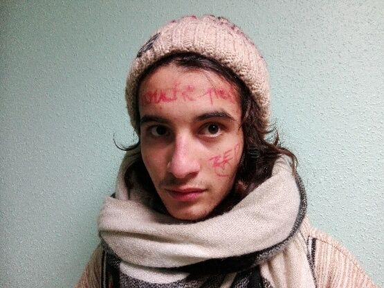 Sofiane, lycéen de première, ne comprend pas pourquoi les lycées ont été oubliés de la réforme de l'éducation prioritaire