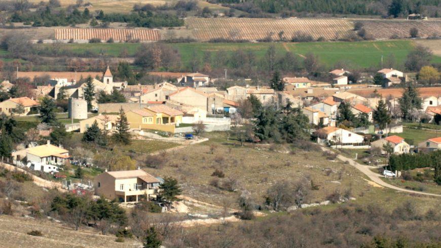 Vue de Saint-Christol-d'Albion