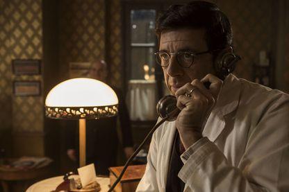 """Patrick Bruel dans le film """"Un sac de billes"""" réalisé par Christian Duguay. Il y interprète le rôle de Roman."""