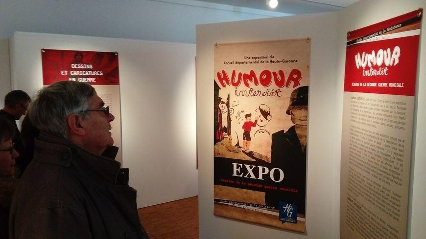 L'exposition est gratuite pour ce week-end d'anniversaire