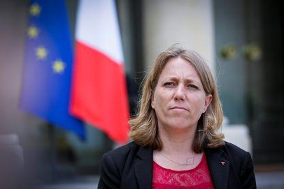 Danielle Simonnet coordinatrice et porte-parole du Parti de Gauche, Conseillère de Paris le 25 juin 2016