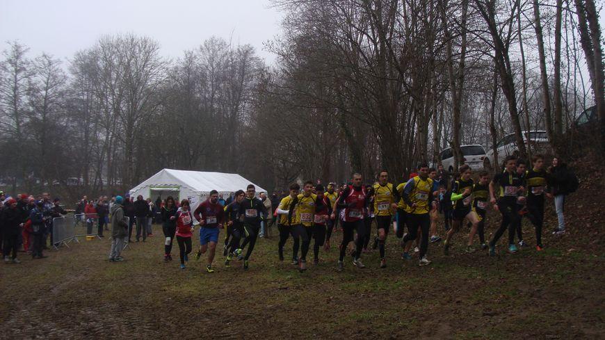 Championnat de La Creuse de Cross Country ce matin à Glénic