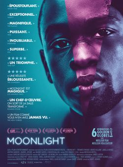 Affiche du film Moonloght de Barry Jenkins