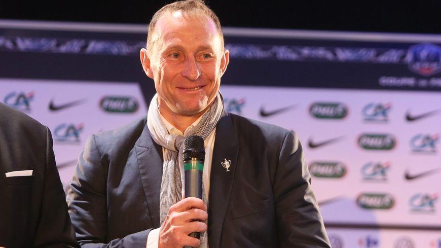 """Jean-Pierre Papin : """"Je pense que Gaëtan Laborde c'est le futur des Girondins"""""""