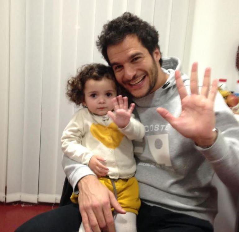 Début décembre, Justine a pu rencontrer le chanteur Amir au Métronum, à Borderouge