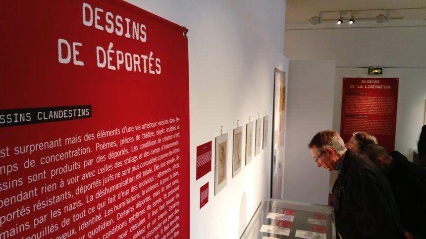 L'exposition est gratuite jusqu'à ce dimanche 29 janvier 18h.