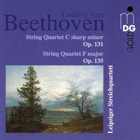 Quatuor à cordes n°16 en Fa Maj op 135 : Vivace - Quatuor De Leipzig