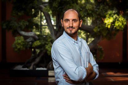 Le journaliste Karim Rissouli