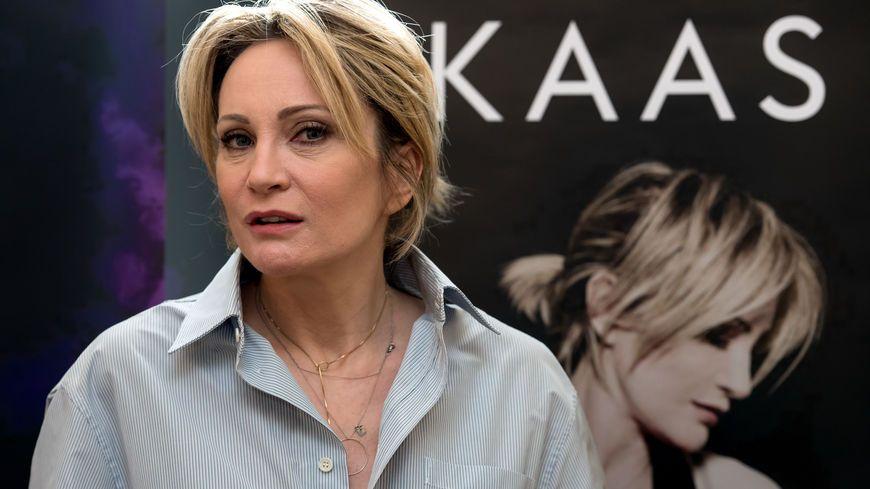 Patricia Kaas présente son nouvel album, ce mardi, aux Arènes de Metz