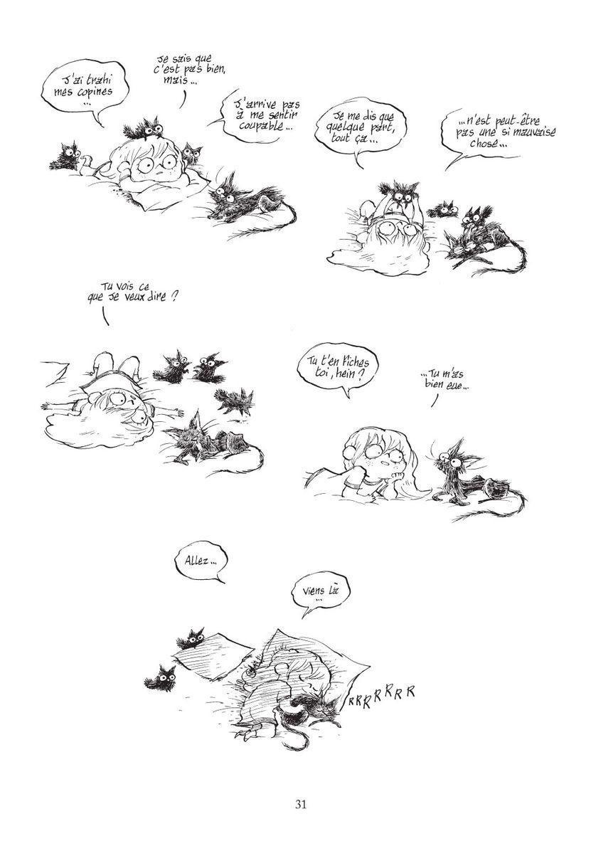 Billy Brouillard - Les Comptines malfaisantes 03 - Histoires de chats