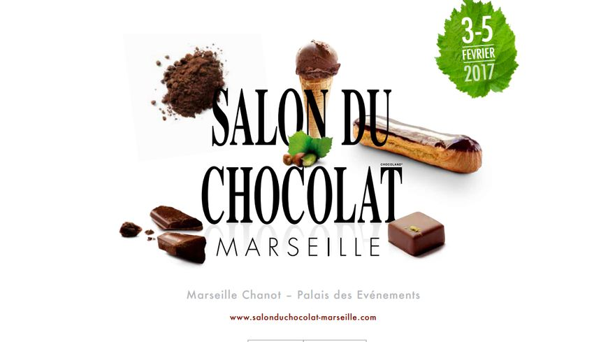 Gagnez Vos Invitations Au Salon Du Chocolat à Marseille
