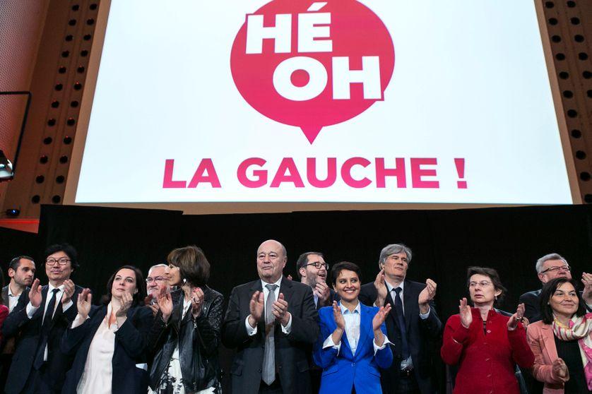 """Meeting de """"Hé oh la gauche !"""", à paris le 25 avril 2016"""