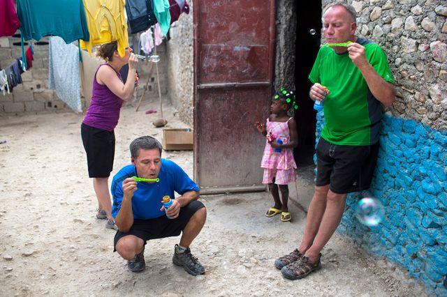 Janvier 2013. Titanyen, Haiti.