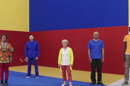 """Capture d'écran du teaser du documentaire """"Clandestins : d'autres vies que la vôtre"""" diffusé sur France 2 ce soir"""