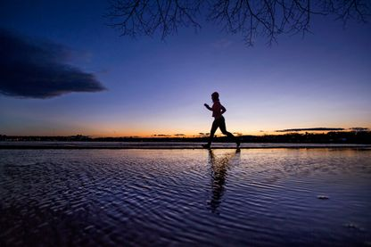 Les joggeurs