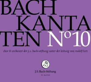 label J.S. Bach-stiftung