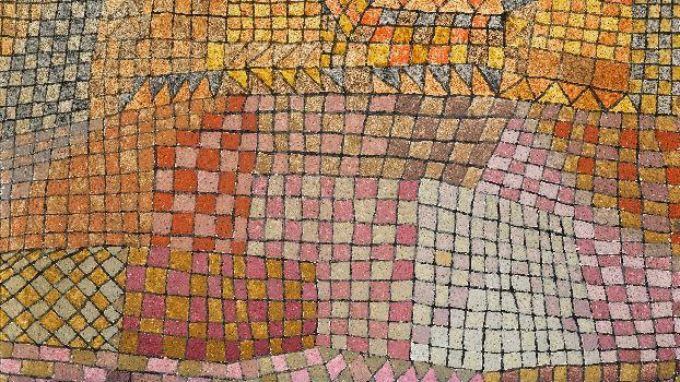 Paul Klee - Town Castle (1932)