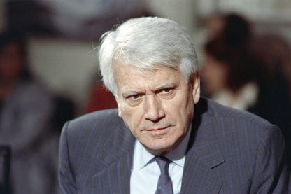 """Jorge Semprun Maura dans l'émission """"Apostrophe"""", le 20 novembre 1987"""
