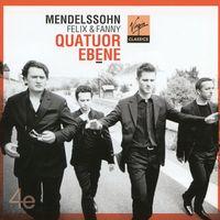 Quatuor à cordes en la min op 13 : Adagio - Allegro vivace