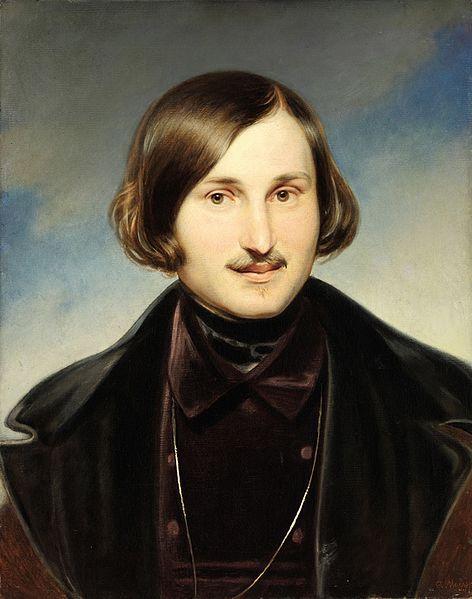 Portrait de Nicolaï Gogol