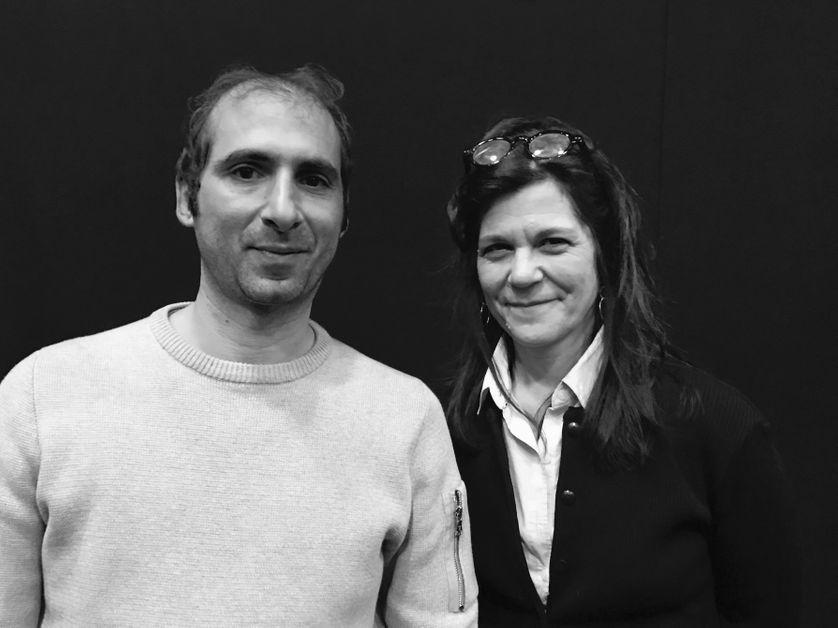 David Lescot & Sonia Wieder Atherton