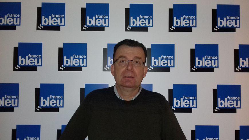 Didier Roche, président de la fédération du BTP de Moselle.