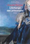"""Couverture de """"L'échange des princesses"""""""