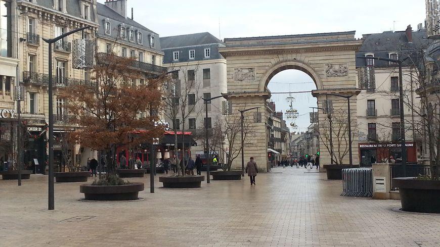 Dijon ville
