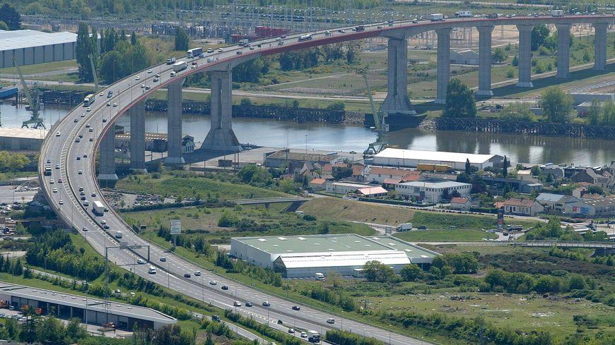 Le pont de Cheviré de Nantes fermé dans la nuit de mercredi à jeudi
