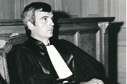 Portrait du juge Pierre Michel