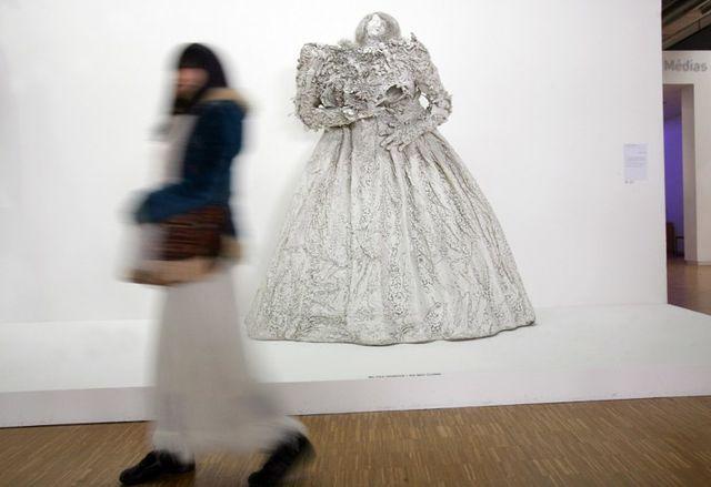 """""""La Mariée (Eva-Maria)"""" de Niki de Saint-Phalle"""