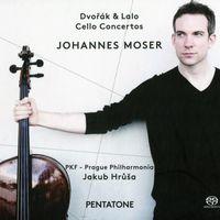 Concerto n°2 en si min op 104 B 191 : Adagio ma non troppo - Johannes Moser