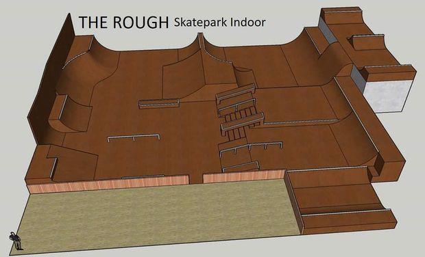 Le projet de skatepark à Bourg-les-Valence